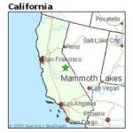 Where is Mammoth Lakes